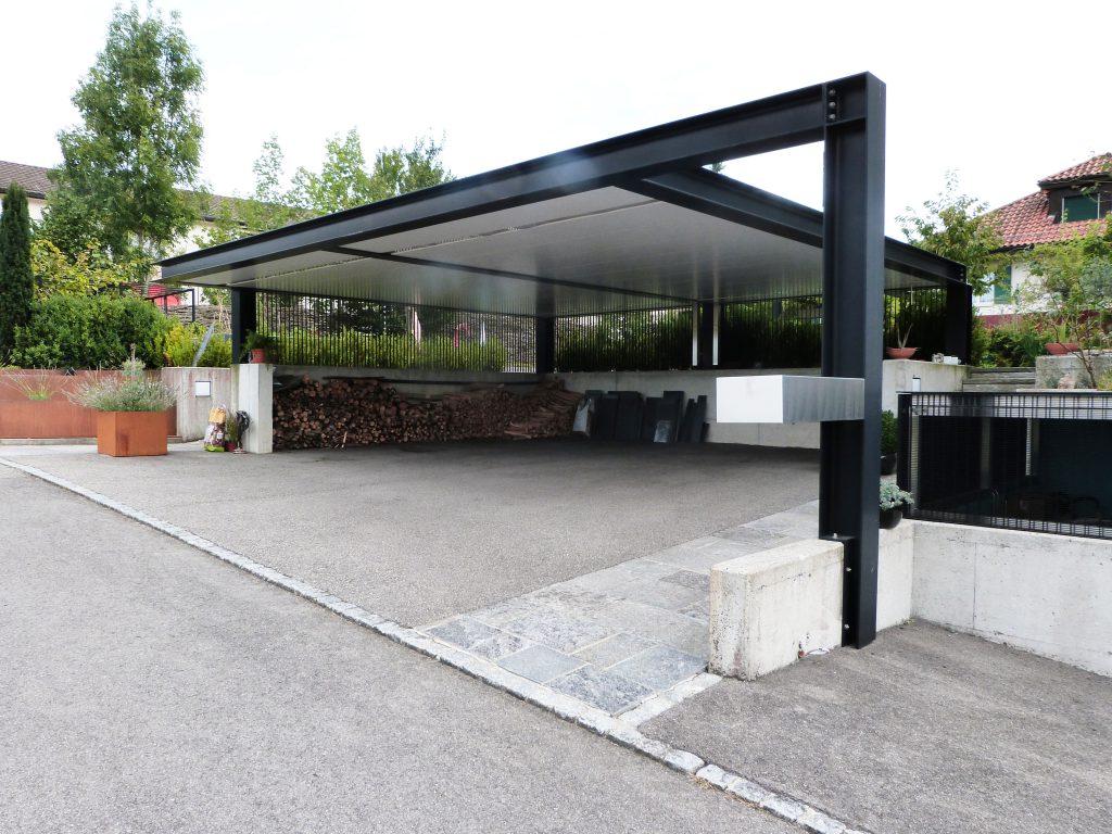 Sala & Carport